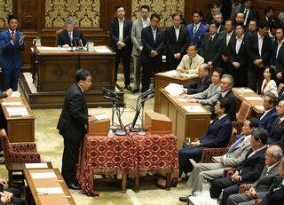 党首討論をムダに使った野党の解散恐怖症