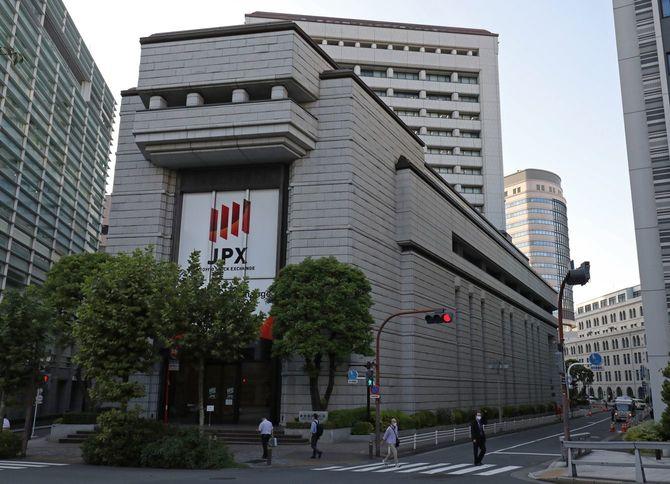 2020年10月2日、東京証券取引所