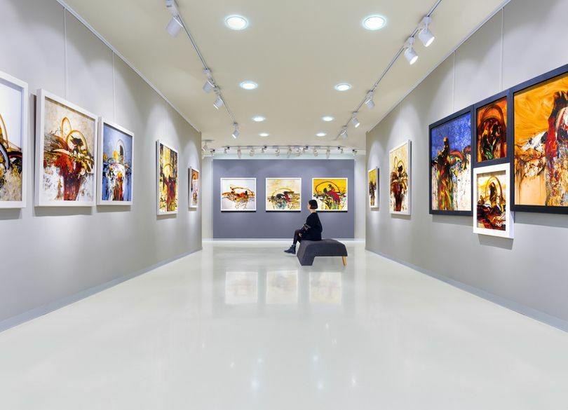 """バスキアの絵を""""123億円""""で落札した理由 ビジネスエリートは美術に関心高い"""