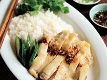さっぱり、しっとり「東南アジア風 鶏の炊き込みご飯」のレシピ