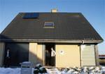 ベルギーでは社員の発案で、一戸建てを購入して社員が住み、暖房などの快適さを体験してビジネスに生かしている。