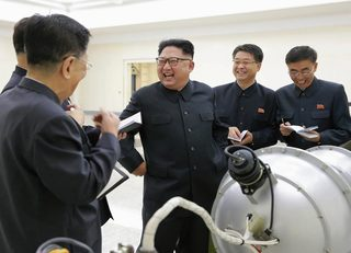 北朝鮮の核廃絶が