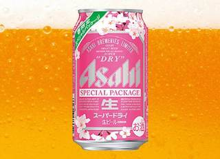 王者アサヒ、「ピンク缶」で市場活性化