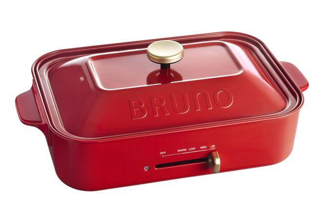 「BRUNO コンパクトホットプレート」商品イメージ