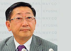 JR九州社長 青柳俊彦 -「信じられない」社長就任