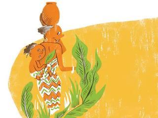 アフリカでは40代で「0.90人」産んでいる