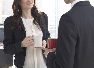 ビジネスシーンの対話は「快適さ」が重要