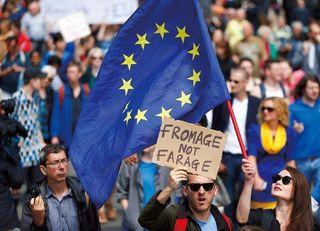 英・EU離脱は「国家分裂」をもたらすか?