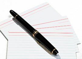 超一流の習慣「ペンとメモは常にセットで胸ポケットにイン」