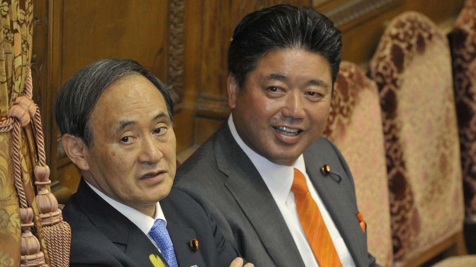 「ポスト安倍」が霞んでいく菅官房長官の想定外 側近の2閣僚を失い、今度は盟友が…