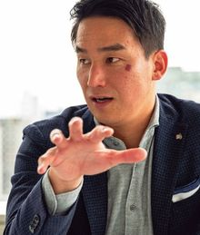 松田丈志氏