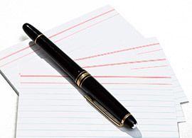 ペンとメモは胸ポケット、が超一流の習慣