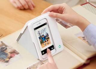 iPhoneで写真をデジタル化するOmoidori