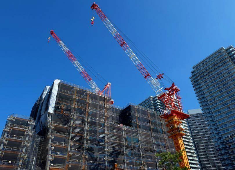 昨年度、建設業界が絶好調だった理由は