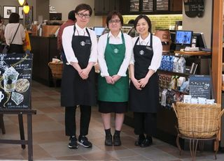 9年連続日本一「スタバ苫小牧店」の奇跡
