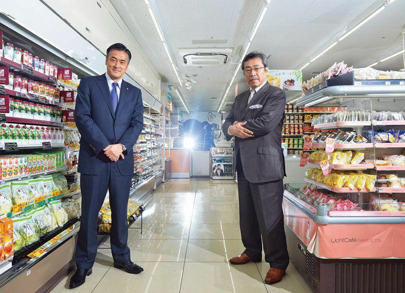 ローソン「行動する会長」が激動のコンビニ業界に挑む