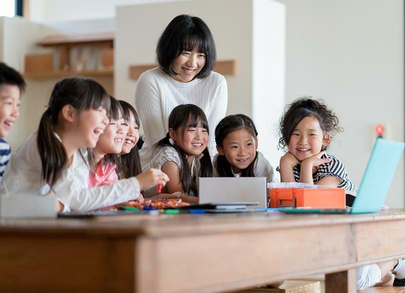 """""""お受験""""の成功者は、人生でも勝者になる 名門幼児塾の「未来を拓く教育」"""