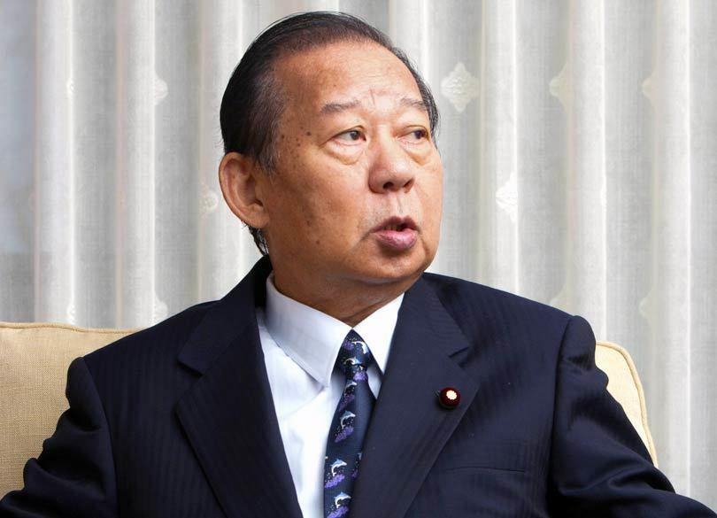 二階幹事長「東京都議でも自分の選挙は自分でやるしかない」