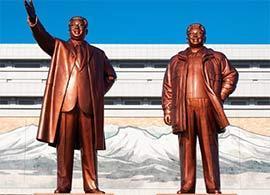 北朝鮮の大金脈 超巨大銅像ビジネス