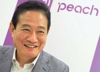 LCCピーチの大阪流「ドケチ」改革