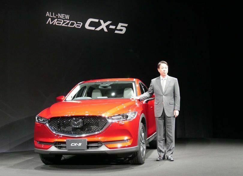 マツダ2月発売の新型CX-5は成功するか