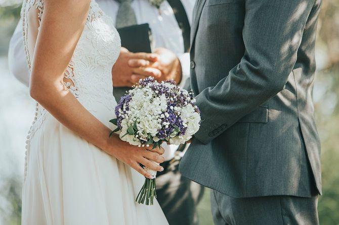 結婚式での誓い
