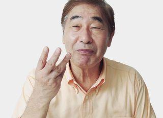 """蛭子さんに質問「""""老い""""どう考える?」"""