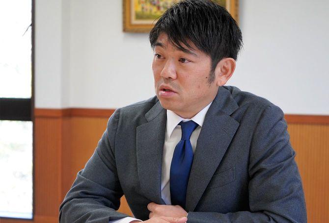 東洋館出版社 社長 錦織 圭之介氏