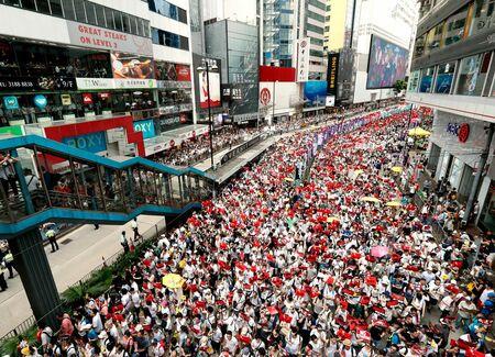 """香港デモで懸念される""""天安門事件""""の再来 市民にすぐ銃を向ける共産党 ..."""