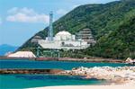 トラブル続きの高速増殖炉「もんじゅ」(福井県敦賀市)。(PANA=写真)