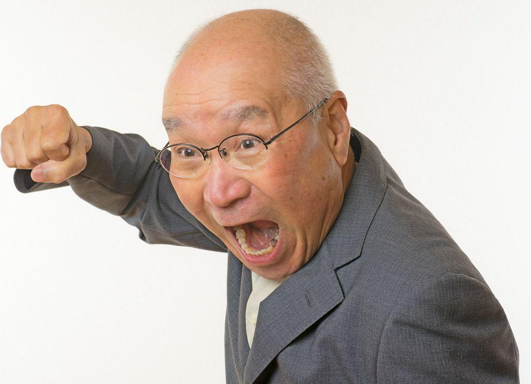 電車内・飲食店でキレる老人の暴走脳みそ 沢田研二ドタキャンもこれが原因か