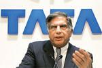 タタ自動車のラタン・タタ会長。2009年末までに年産能力25万台の専用工場を印西部に稼働させ、ナノの販売を本格化する。