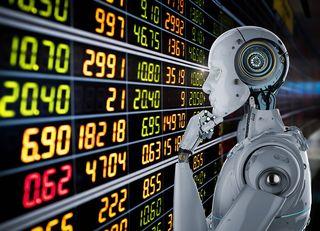 AIで資産運用しても高収益は得られない