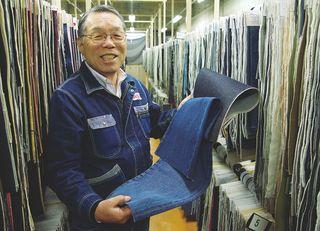 ユニクロが選んだ「日本製デニム」の底力