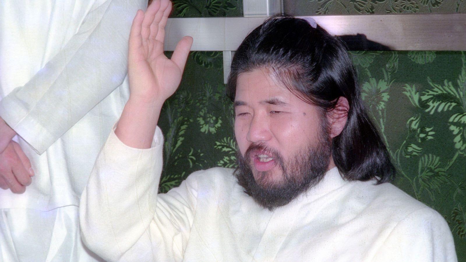 凶悪犯・麻原彰晃を持ち上げた実名リスト  「彼は嘘をつくような人ではない」