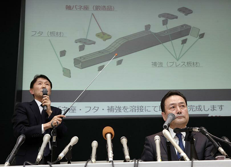 新幹線台車亀裂と日航機事故にある共通点 「現場判断」で設計が無視された