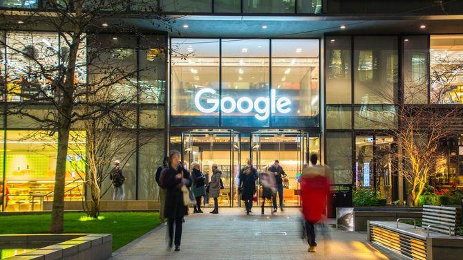 ロンドン・キングスクロスにあるグーグルの英国本社ビル