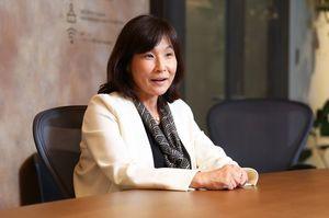 MPower Partners Fund L.P. ゼネラルマネジャー 村上由美子さん