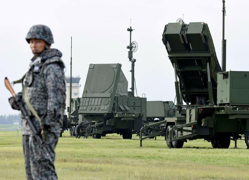 北朝鮮の「核ミサイル」は撃ち落とせるか 米軍および自衛隊の迎撃態勢の現状