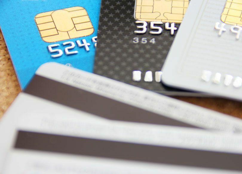 クレジットカード番号を誤入力したらどうなるか?