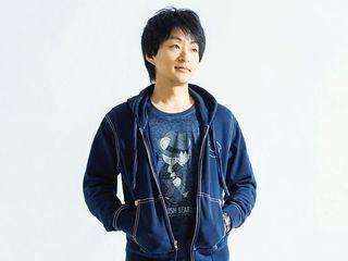 道尾秀介さん「前向きにしてくれた言葉」