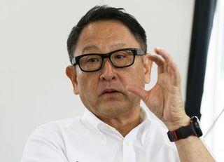 豊田章男社長「世界一のエコカー新戦略」