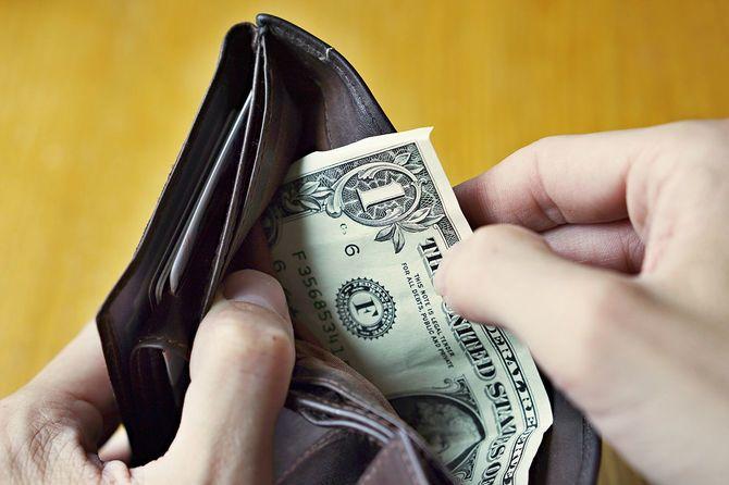 財布のお札