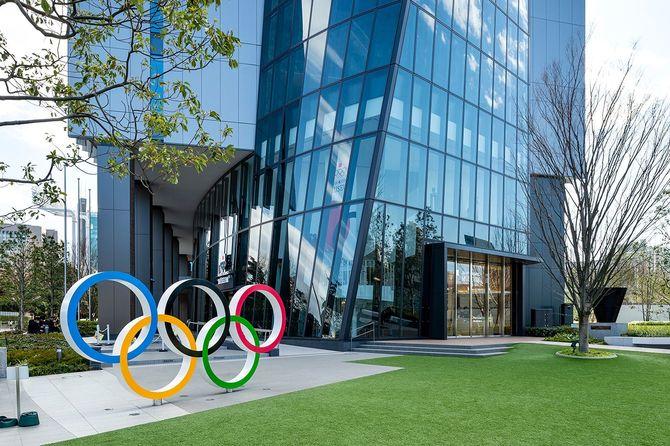 日本スポーツオリンピック広場