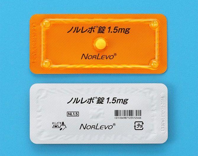 日本で処方されているアフターピル「ノルレボ」