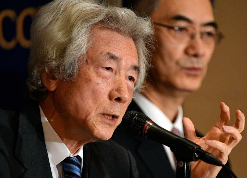 安倍批判をしない自民総裁候補の期待外れ 小泉元首相は激烈に批判するも……