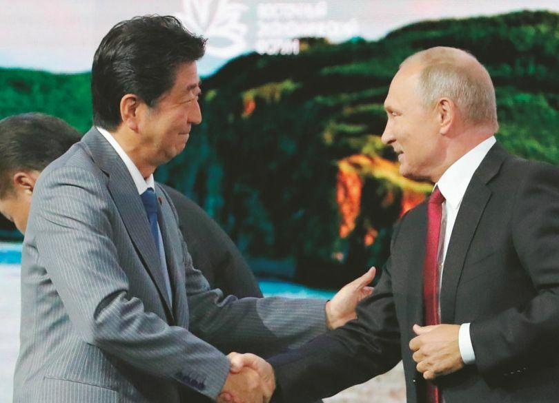 """「北方領土は日本固有の領土」は風土病だ """"平和条約締結""""プーチン提案の真相"""