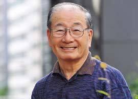 定年退職の商社マン、69歳で介護資格取得。77歳でも現役の秘訣は「健康維持」