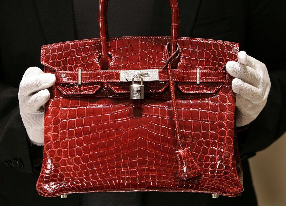 富裕層がエルメスのバッグを買う真の目的 35年価値が上がり続ける超優良資産