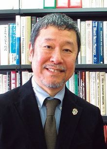 心理学者 富田 隆氏
